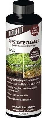 Microbe Lift, Substrate Cleaner, odmulacz w płynie