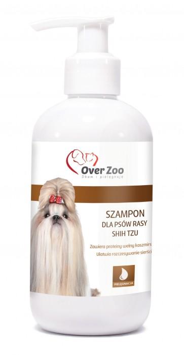 Over-Zoo, Zestaw Szampon + Odżywka dla psów rasy Shih Tzu