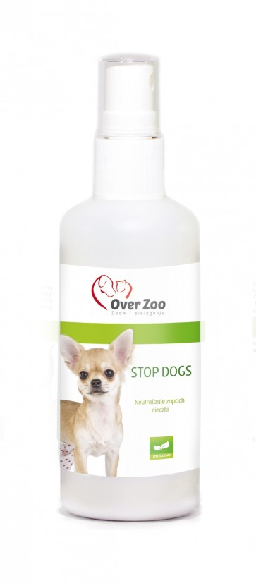 Over-Zoo, Stop Dogs, 100ml