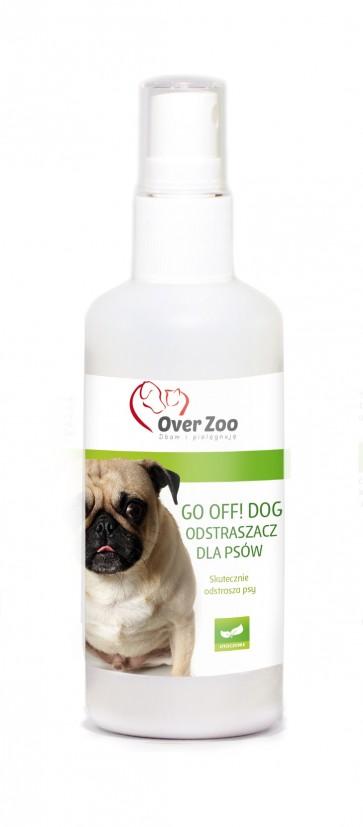 Over-Zoo, Go Off! Dog, skutecznie odstrasza psy, 100ml