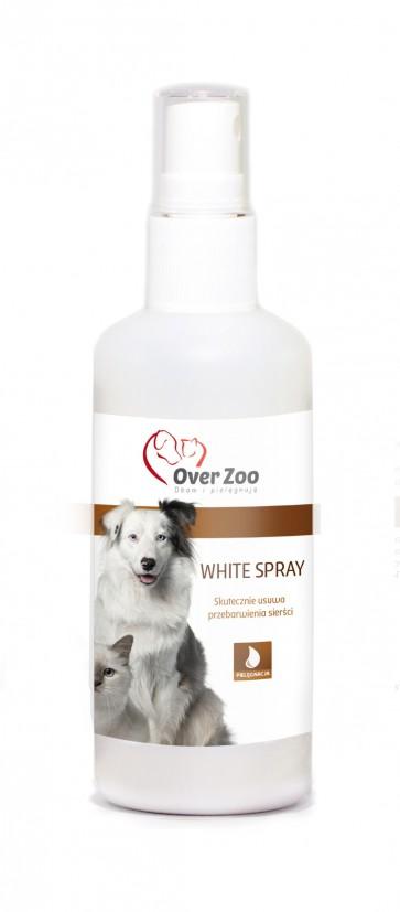 Over-Zoo, White Spray, 100ml