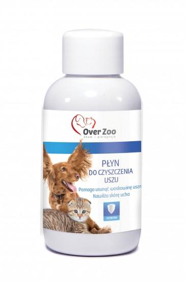 Over-Zoo, Płyn do czyszczenia uszu, 50ml