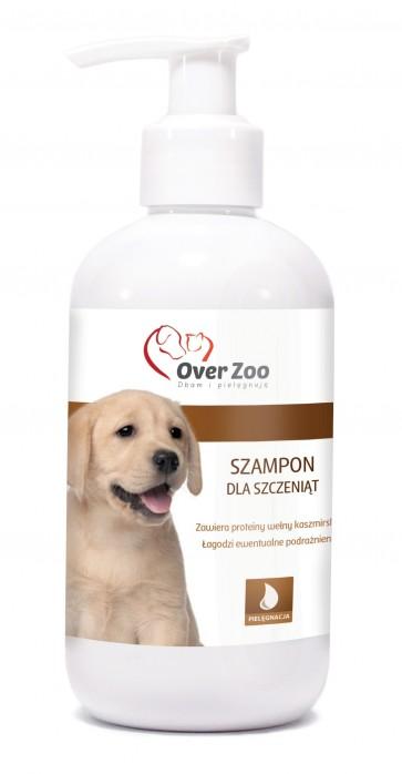 Over-Zoo, Szampon dla szczeniąt, 250ml