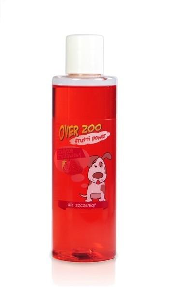 Over-Zoo, Szampon Frutti Power, truskawkowy, 200ml