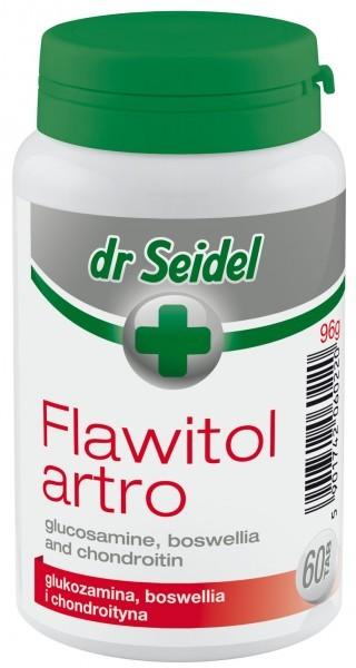 dr Seidel, Flawitol, Artro, wspomaga pracę stawów