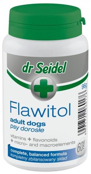 dr Seidel, Flawitol, dla psów dorosłych