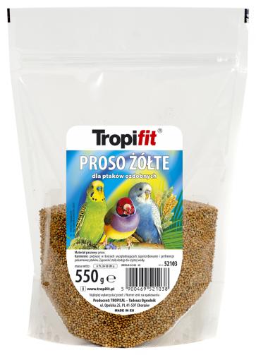 Tropifit, Proso żółte, dla ptaków ozdobnych