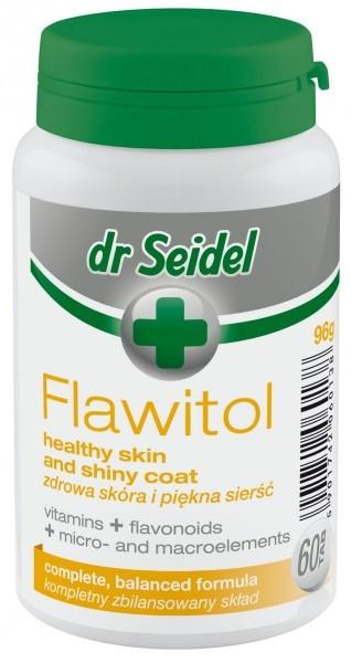 dr Seidel, Flawitol, zdrowa skóra i piękna sierść