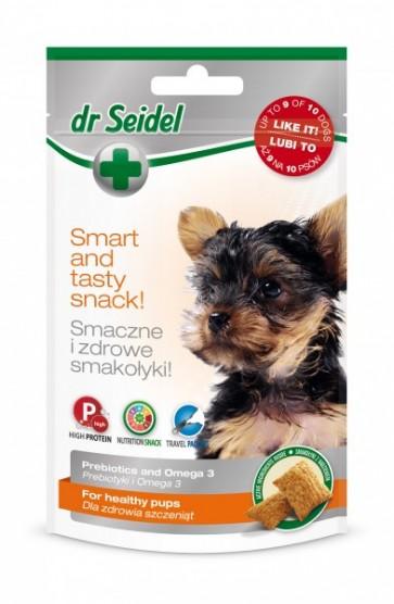 dr Seidel, Smakołyki dla zdrowia szczeniąt, 90g
