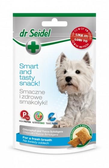 dr Seidel, Smakołyki na świeży oddech, 90g