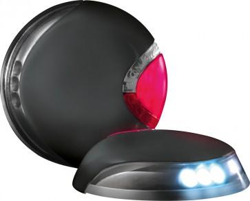 Flexi, LED, zestaw do smyczy