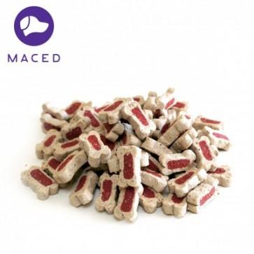Maced, Mięsne kostki z łososiem, 300g
