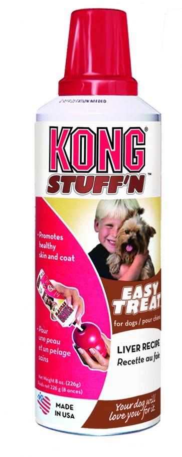 KONG, Stuff'n, Pasta smakowa dla psów z wątróbką, 230g
