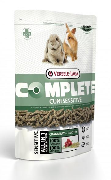 Versele-Laga, Complete Cuni Sensitive, granulat dla wrażliwych królików