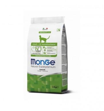 Monge Monoprotein, Królik