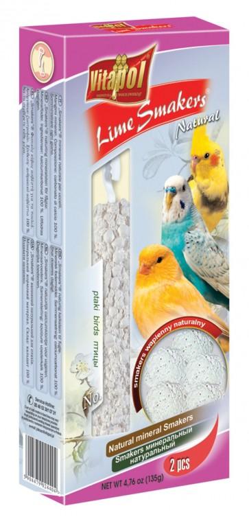 Vitapol, Smakers dla ptaków, wapienny, 2 sztuki