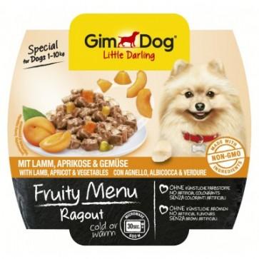 Gimdog, Fruity Menu Ragout, Lamb & Apricot, 100g