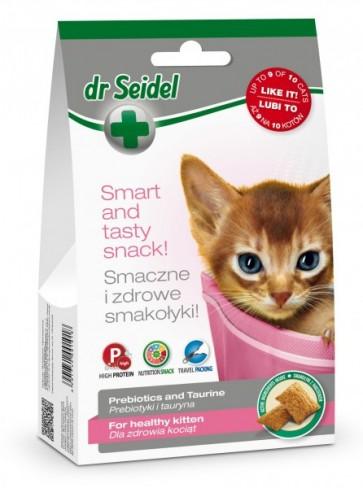 dr Seidel, Smakołyki dla zdrowia kociąt, 50g