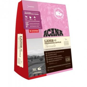 Acana, Lamb Apple, karma dla dorosłych psów z jagnięciną, różne opakowania