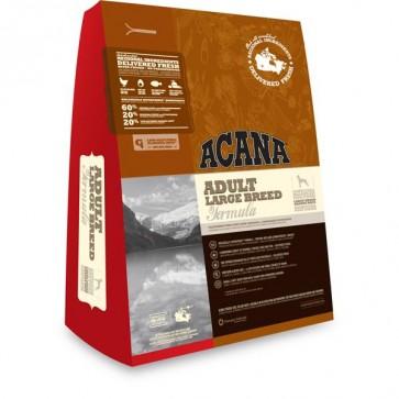 Acana, Adult Large Breed, karma dla dorosłych psów dużych ras, różne opakowania