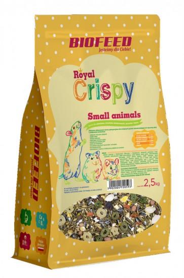 Biofeed, Royal Crispy, Small Animals