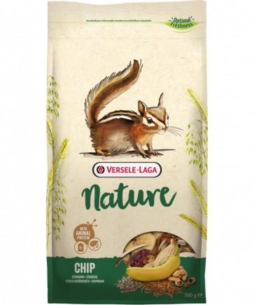 Versele-Laga, Chip Nature, pokarm dla wiewiórek syberyjskich, 700g