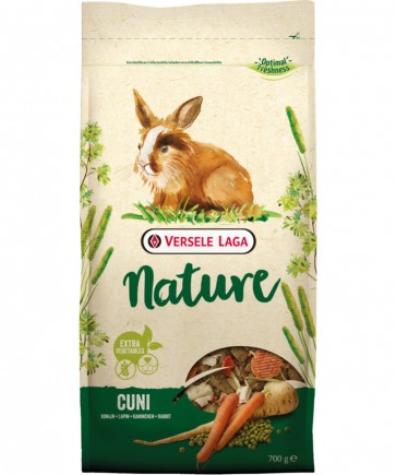 Versele-Laga, Cuni Nature, pokarm dla królików