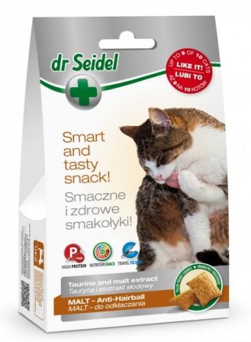 dr Seidel, Smakołyki MALT, na odkłaczanie, 50g