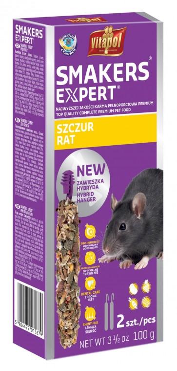 Vitapol, Smakers Expert, dla szczura, 2 sztuki