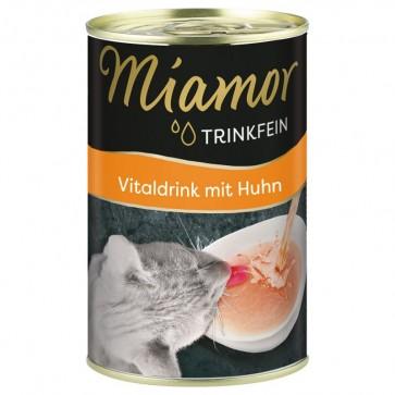 Miamor, Vitaldrink z kurczakiem, napój smakowy dla kota