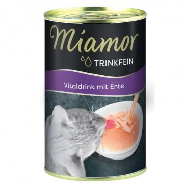 Miamor, Vitaldrink z kaczką, napój smakowy dla kota