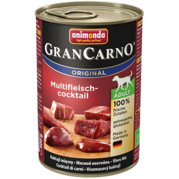Animonda, GranCarno Adult, z mixem różnych mięs, różne opakowania