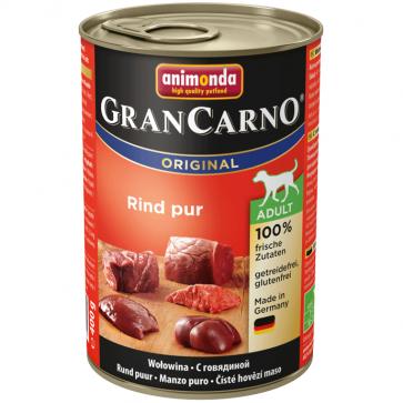 Animonda, GranCarno Adult, z wołowiną, różne opakowania