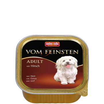 Animonda, Vom Feinsten Adult, z jeleniem, 150g
