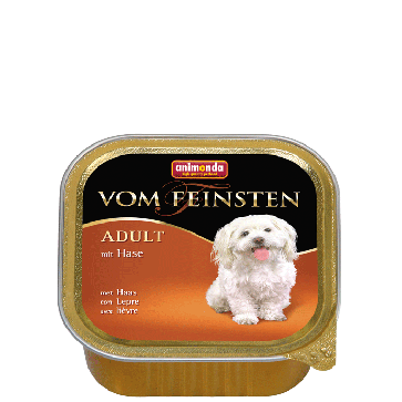 Animonda, Vom Feinsten Adult, z królikiem, 150g