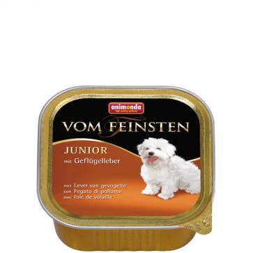 Animonda, Vom Feinsten Junior, z wątróbką drobiową, 150g