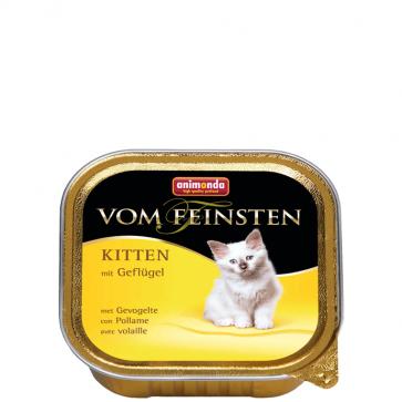 Animonda, Vom Feinsten Kitten, z drobiem, 100g