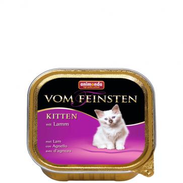 Animonda, Vom Feinsten Kitten, z jagnięciną, 100g