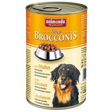 Animonda, Brocconis Dog, z kurczakiem, 1240g