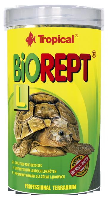 Tropical, Biorept L, dla żółwi lądowych