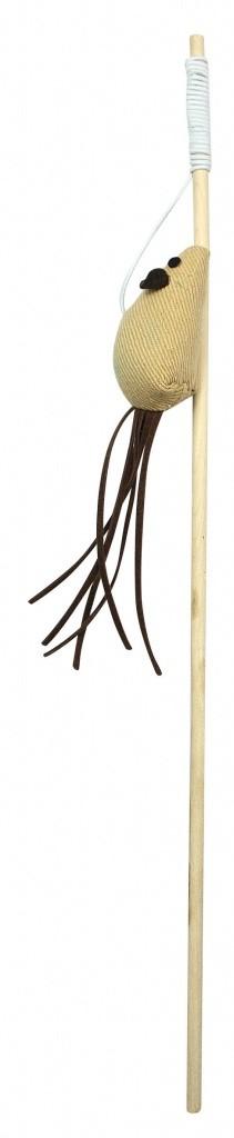 PetNova, Wędka dla kota z myszką, 40cm
