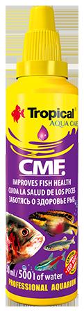 Tropical, CMF, w trosce o zdrowie ryb