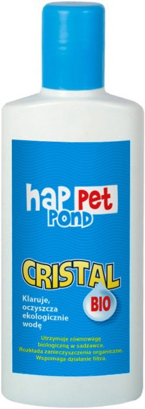 Happet, Cristal Bio, 250ml