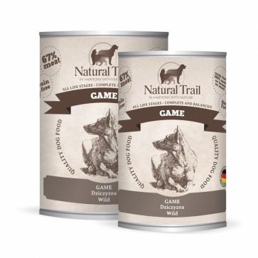 Natural Trail, Game, z jeleniem i sarną