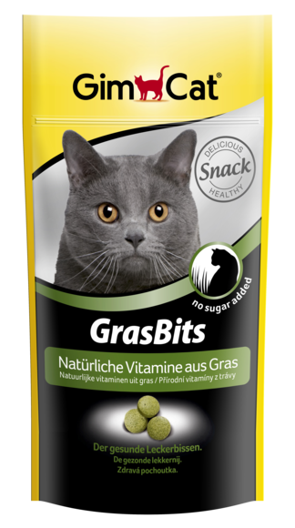 GimCat, GrasBits