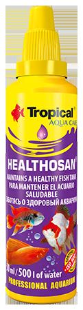 Tropical, Healthosan, dla zdrowia ryb