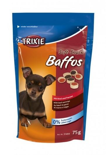 Trixie, Baffos Soft Snack, miękkie przysmaki treningowe, różne opakowania