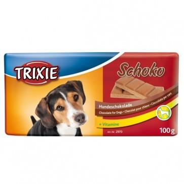 Trixie, Czekolada czarna dla psa, 100g