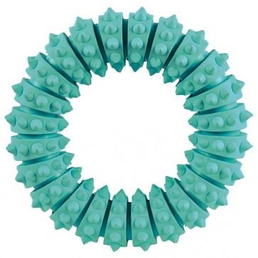 Trixie, Denta Fun, Zabawka ring, miętowa, ø 12 cm