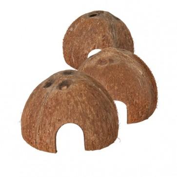 Trixie, Zestaw połówek orzecha kokosowego, 3 sztuki